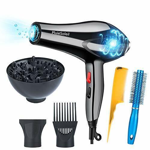 Sèche cheveux professionnel ionique, sèche cheveux avec