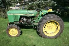 John Deere 950 Compact Utility Tractor 4wd 82 Speeds Yanmar 3 Cyl 31 Hp 12v
