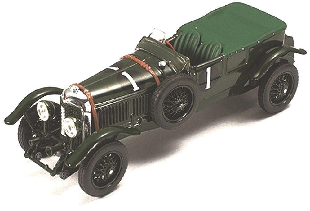 Ixo 1 43 1929 Bentley Speed Six Le Mans Winner 1929 - Barnato   Birkin