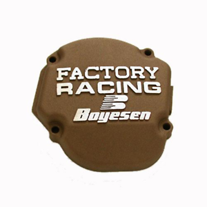 Ignition Covers Magnesium~2006 Honda CR250R Offroad Motorcycle Boyesen SC-02AM