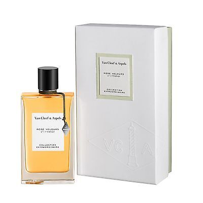 ROSE VELOURS Van Cleef & Arpels collection eau de parfum 75ml 2.5oz sealed NIB