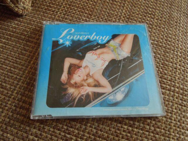Mariah Carey Loverboy RARE CD Single