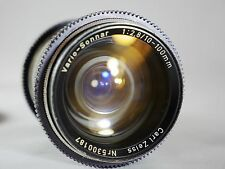 CARL ZEISS VARIO-SONNAR 10-100MM 1:2.8 T* LENS FOR ARRI B-MOUNT ARRIFLEX Digital
