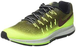 7aa50f54e8878 NIKE Men s Air Zoom Pegasus 33 Athletic Shoes Size 10 Colors Shield ...