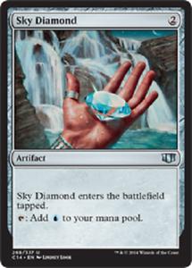 # 269 Sky Diamond x1 NM Magic the Gathering MTG Commander 2014