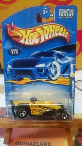 Hot Wheels Super Comp Dragster 2000-214 9992