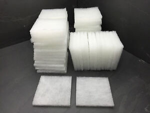 52-Compatible-Poly-Wool-Pads-Suitable-For-Juwel-M-Compact-BioFlow-3-0-Filters
