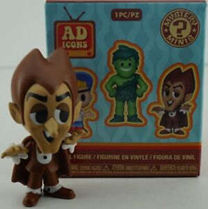 Funko Mystery Minis Ad Icons Count Chocula 1//6