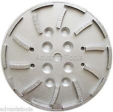 10 Concrete Grinding Head For Edco Blastrac Floor Grinders 20 Segments