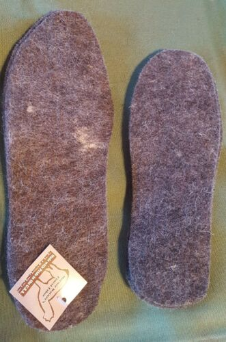 Alpaca Foot Inserts Provides Warmth and Comfort