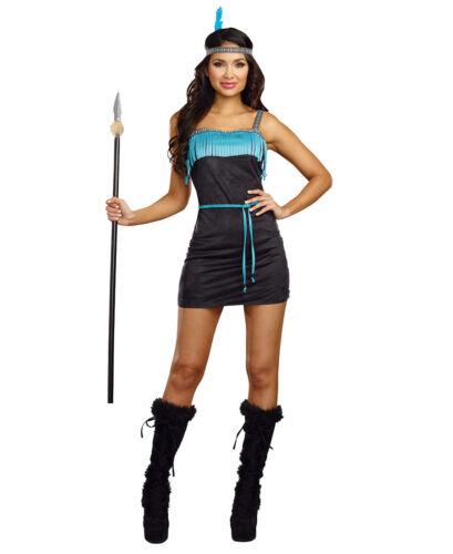 New Dreamgirl A10343 Native American Girl Costume