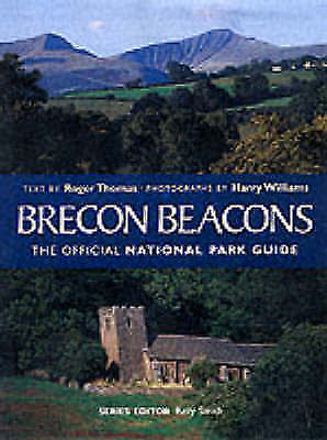 Thomas, Roger, Brecon Beacons (Official National Park Guide), Very Good Book