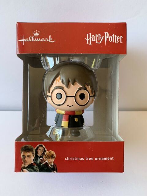 "Hallmark Ornament Harry Potter ""Harry Potter"" Hanging Christmas Ornament 2018"