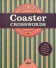 Large Print-Coaster Crosswords 2: Angelfish Stripe by Beaver Books (Paperback, 2015)