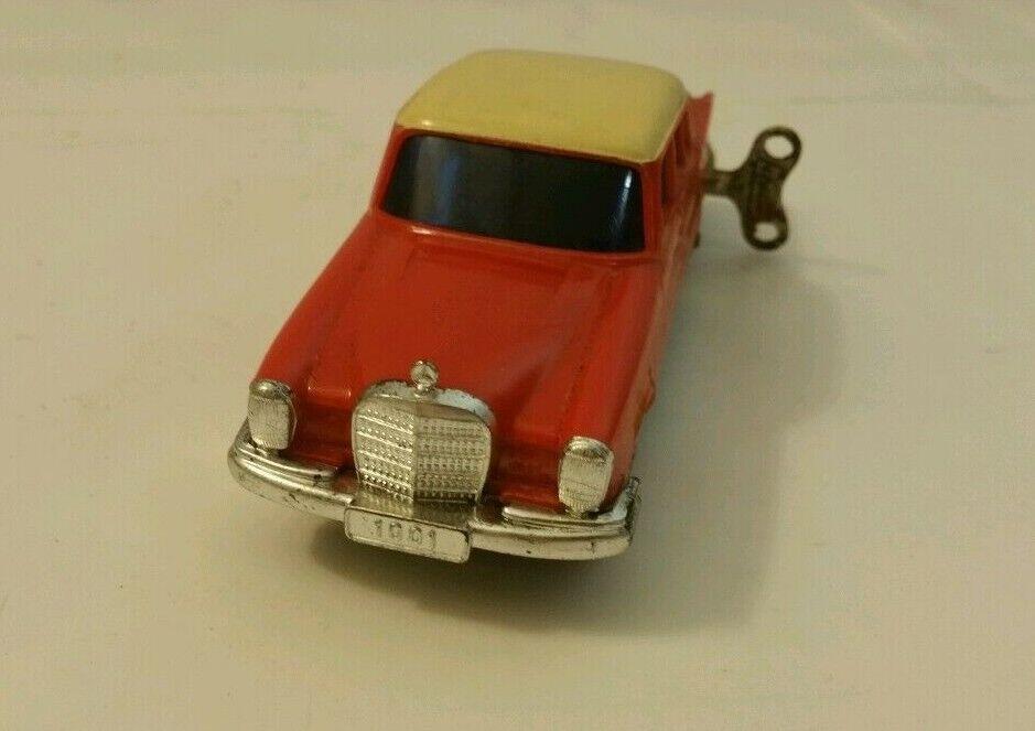 Vintage SCHUCO MIRAKO-CAR 1001 1 made in Western Germany MERCEDES avec boite