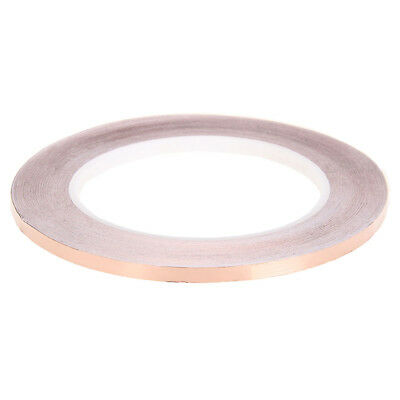 """with Conductive Adhesive for Guitar /& EMI Shielding, Copper Foil Tape 3/""""X 275/"""""""