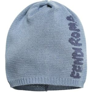 a1158c61 Details about FENDI BABY BLUE KNITTED ROMA LOGO HAT 0-6 MONTHS