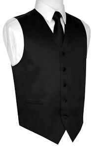 Matrimonio Abito Uomo Nero : Uomo nero satinato smoking canotta cravatta fazzoletto set