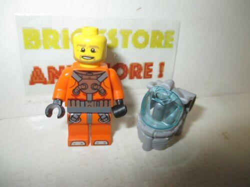 Lego City Minifigures Deep Sea Diver 60091 60095 60096 cty0560