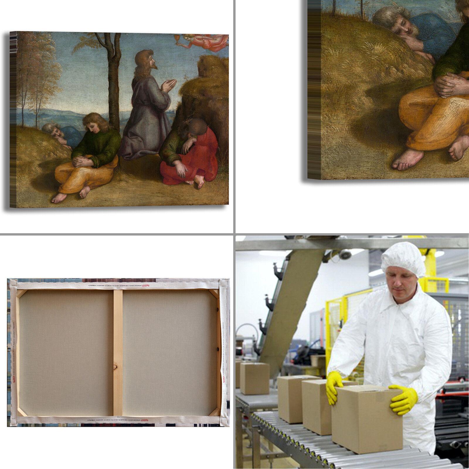 Raffaello agonia nel stampa giardino quadro stampa nel tela dipinto telaio arRouge o casa 38c872