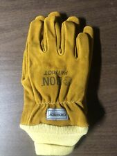 Lion Patriot Structural Firefighting Leather Glove Size Xl Extra Large