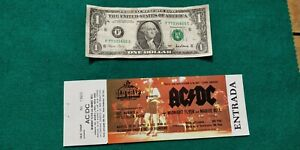 ACDC-Maggie-Bell-1981-TICKET-Spain-FREE-SHIPPING-WORLDWIDE-WITH-TRACKING
