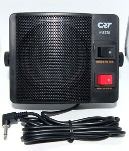 Extension-External-Speaker-8-OHMS-5W-with-filter-and-8-dB-attenuator-CB-Radio