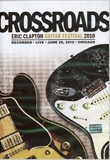 2 DVD Set Eric Clapton Crossroads Guitar Festival 2010