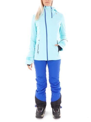 Details about  /Brunotti Ski Jacket Snowboard Jacket Javi Blau Water Resistant Thinsulate™ Warm