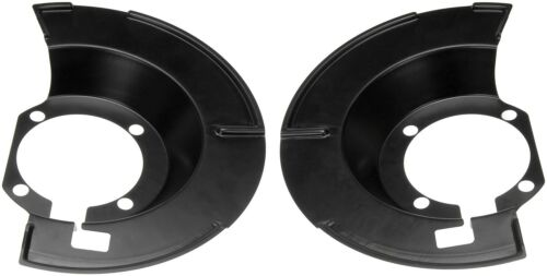 Brake Backing Plate-Dust Shield Front Dorman 924-228