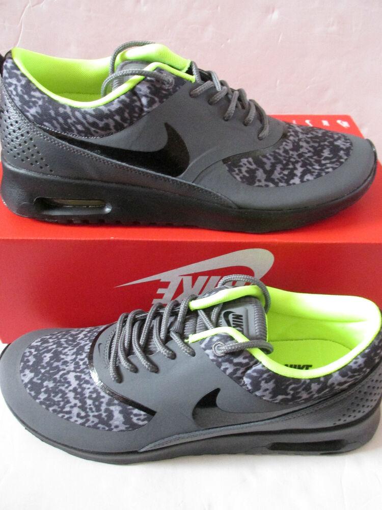 Nike Femmes Air Max Thea Imprimé Basket Basket Basket Course 599408 006 Baskets Chaussures de sport pour hommes et femmes f55bd6
