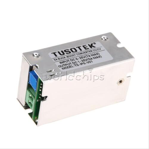 5A DC 6-35V To 1-35V Auto Step Up//Down Regulator Module With CC Function