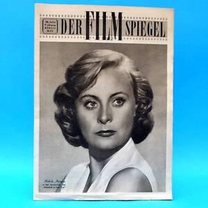 DDR-Filmspiegel-24-1955-Michele-Morgan-Gerard-Philipe-Harry-Hindemith-G-Uhlen