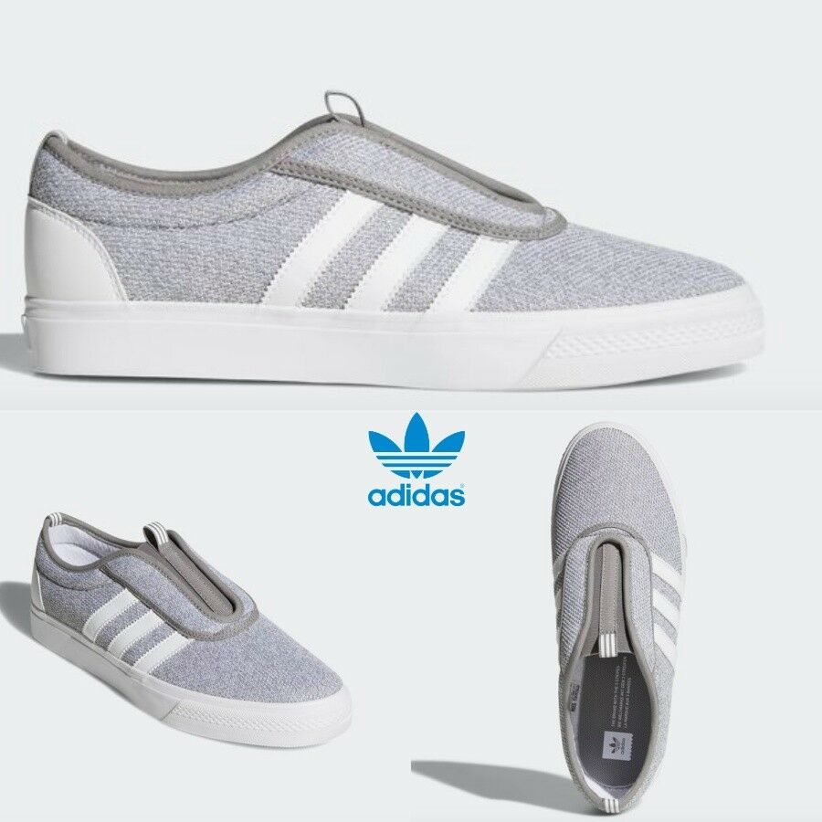 Adidas Originals ADIEASE KUNG-FU Shoes Athletic Sneaker CQ1072  Gray SZ4-10