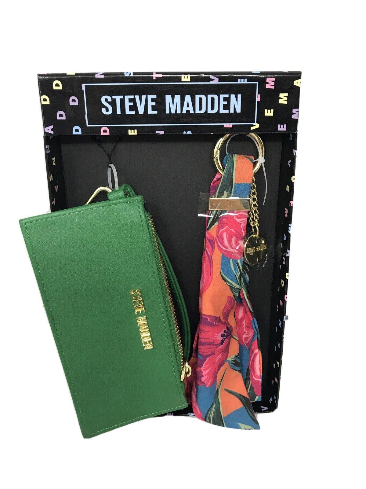 Steve Madden 2 Pieces CC Case&Key R