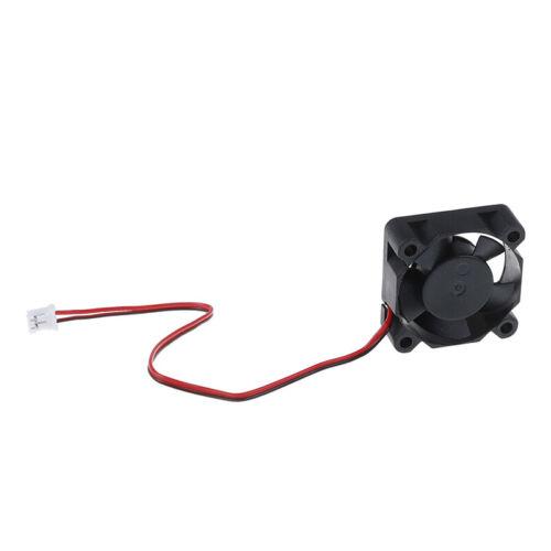 5V mini 3cm 30mm 30x30x10mm 2pin brushless cooling cooler fan FU