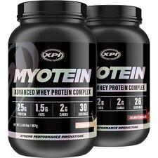 Myotein Vanilla 2lb & Chocolate 2lb 2 Pack - Best Premium Protein Powder