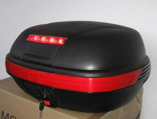Extra Large Detachable Motorcycle Trunk Light /& Heavy Duty Mounting Plate