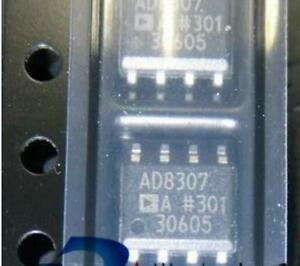 10pcs-AD8307ARZ-AD8307AR-SOP-8-IC-NEW
