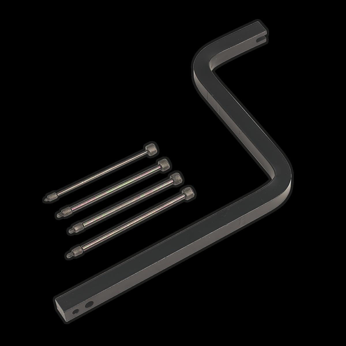 - Door Hinge-Pin Tool Set Heavy-Duty SEALEY VS803 by Sealey