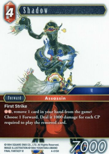 L H Final Fantasy Opus III /& Opus IV  R S /& Foil  Individual Trading Cards