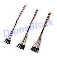 3Pcs 4P/6P/8P CC3D  SP Racing F3 MINIAPM skyline32  cable JST SH1.0 Cable 150mm