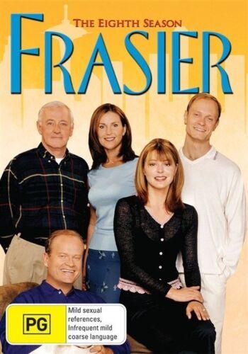 1 of 1 - Frasier : Season 8 (DVD, 2011, 4-Disc Set)