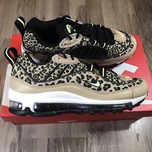 air max 98 leopardo