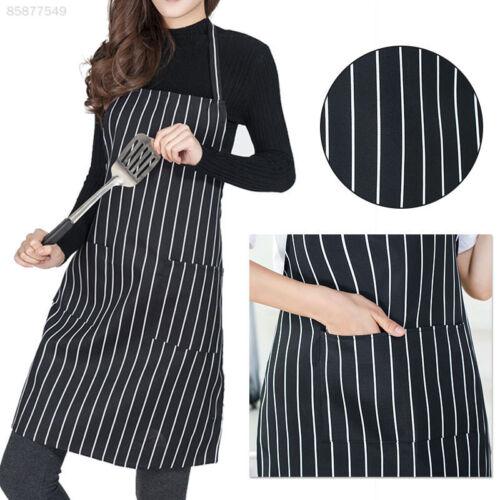 3090 Tasche  Küche Streifenmuster Für  Schürze  Schürze  Schürze Kellner