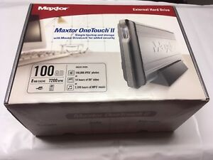 MAXTOR ONETOUCH II 100GB WINDOWS 7 64 DRIVER