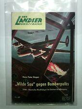 Der Landser GROSSBAND  Nr.: 69  Wilde Sau gegen Bomberpulks in Schutzhülle