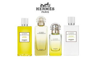 hermes le jardin de monsieur li fragrance collection each. Black Bedroom Furniture Sets. Home Design Ideas