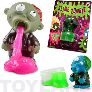 Slime Squeeze Ver Título Detalles De Cumpleaños Relleno Intranquilo Fiesta Gross Chicos Mocos Juguete Regalo Bolsa Original Zombie H2W9IYED
