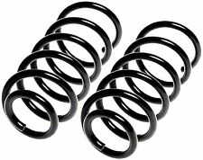 2x Smart Roadster 452 0.7 Rear Coil Spring Without Sports Suspension 2003-2005